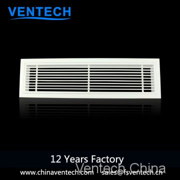 hvac  aluminum linear bar grilles air register manufacturer