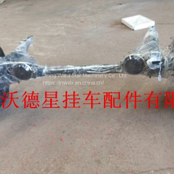 High quality trailer axle