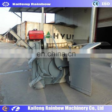 Automatic Electrical Mushroom Compost Crushing Machine 50kg mushroom compost bag filling machine/Mushrooms bagging machine