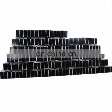 mild steel rectangle metal box section square pipe