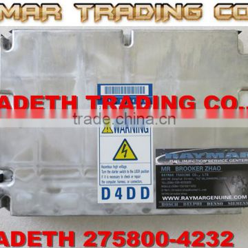 DENSO ECU 275800-4232 for HYUNDAI 39100-45800