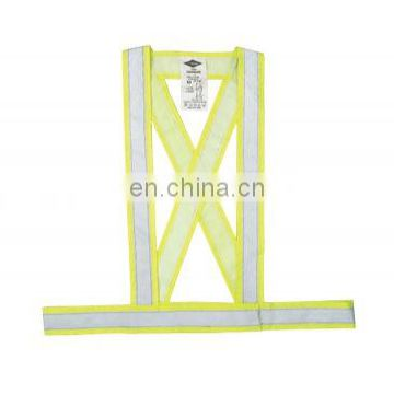 Reflective Safety Belt with Adjustable Buckle, Logo Printing is Available