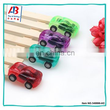 Wholesale news children funny minicars plastic pull back car as gift