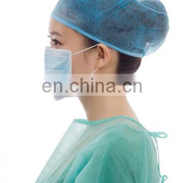 Disposable Printed Non-woven Face Mask With Earloop