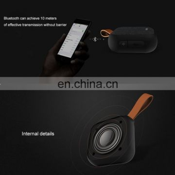 new arrivals 2018 REMAX Music Playback Fabric IPX5 New Product Portable Outdoor Waterproof Speaker