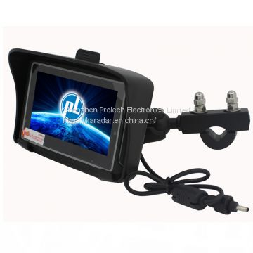 4.3 Inch Mini GPS Navigation For Scooter
