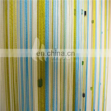 Rainbow colored pleastic string curtain wholesale