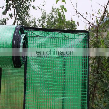 All Weather Protection Portable PE Woven Greenhouse