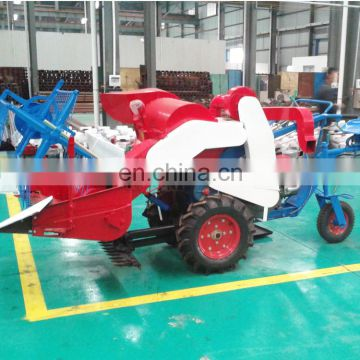 Sitting type rice combine harvester from major factory