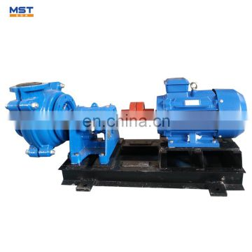Long Working Life Industrial Sludge Disposal Slurry Pump