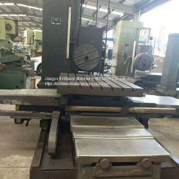Hanland TX611C Digital Readout Horizontal Boring Mill