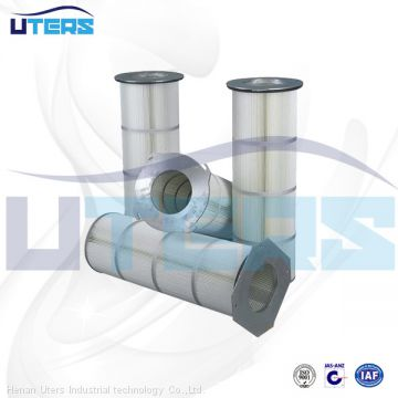 High quality UTERS replace of Ingersoll Rand air filter element 35384627 accept custom