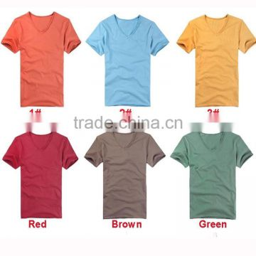 Design Your Own Tee shirt in New Fashion Cut of 95% Cotton 5%Elastane Female