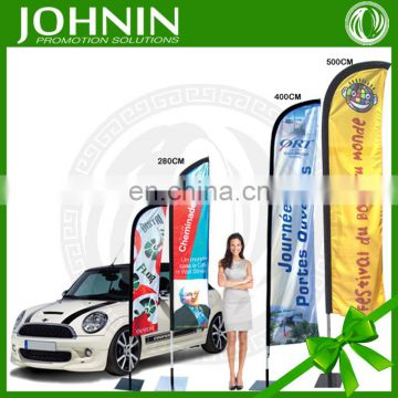 OEM Customized Noticeable High Quality Beach Flags