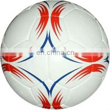 Custom size Soft Pu Leather Soccer Ball