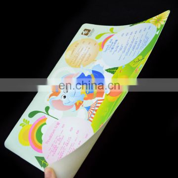 PP Non-Toxic disposable restaurant table placemats