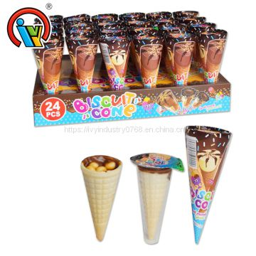 Hot Selling Classic Ice Cream Chocolate Cup