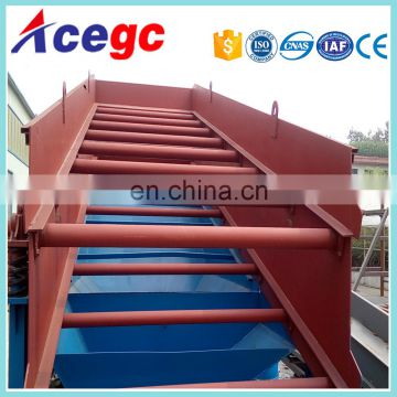 Circular/linear sand vibrating sieve classifier machine
