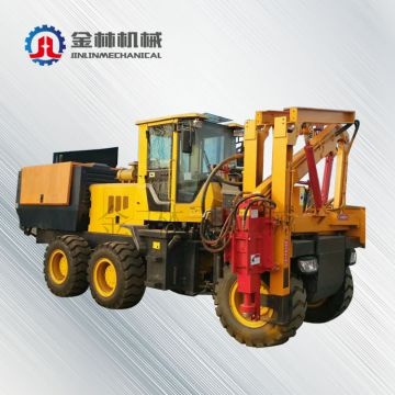 Hydraulic Pile Driver Construction Machinery