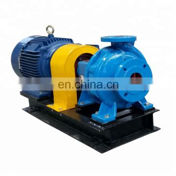 Water pump with motor 120hp