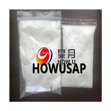 SAP super absorbent polymer for pet pads