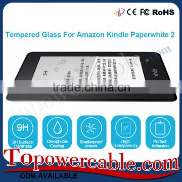 Hottest Laser Cutting Tempered Glass Protection Screen Protector For Amazon Kindle Paperwhite 2 ...