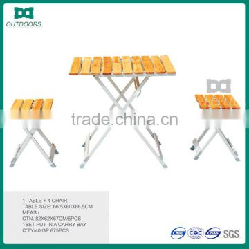 2 person outdoor portable table and chairs