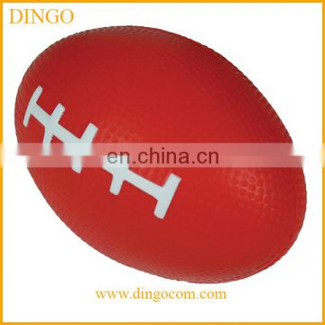 high quality printed soccer stress ball eva foam ball