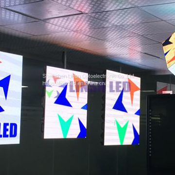 P2.5mm Cube led display screen With 6 faces LED Panels With Best Color Uniformity