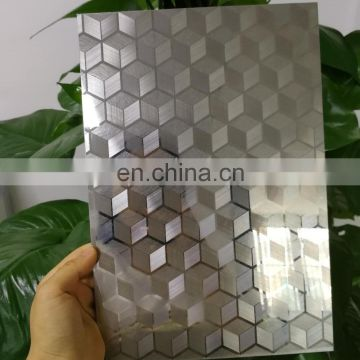 200 300 series color stainless steel sheet for decorative architecture design