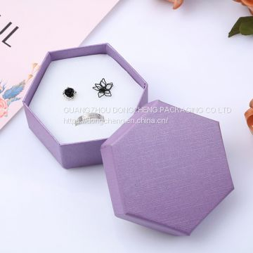 Jewelry luxury drawer paper packaging box