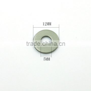 Custom stainless steel flat washer for bags                                                                         Quality Choice
