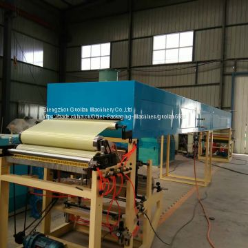 GL--500J Low invest adhesive tape making machine supplier
