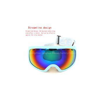 422ce9d30f4b ... Top quality custom brand snow ski goggle guangzhou companies wholesale  dual anti fog snowboard goggles
