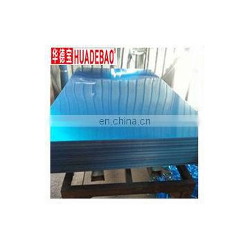 china supplier blue adhesive PE protective film for stainless steel sheet aluminium products