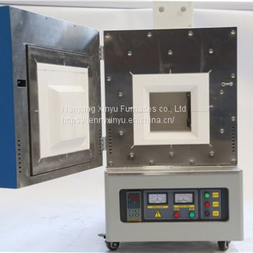 1400 degree high temperature sintering furnace, muffle furnace
