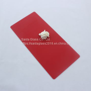 6mm 8mm electric wall mounted ceramic heater panel