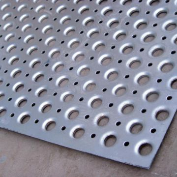 In Construction Agriculture 6.4mm X 6.4mm Stainless Steel Honeycomb