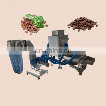 cacao peeling machine cocoa bean peeler roasted cocoa bean peeling machine