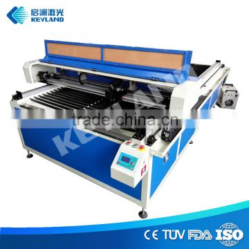 Flat bed cutter cnc co2 acrylic textile marble granite wood ceramic laser engraving and cutting machine price 80W 100W 130W 150W                                                                                         Most Popular