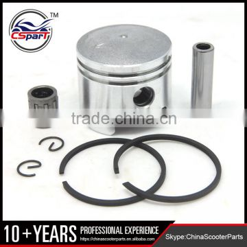 44MM Piston Assy Ring Kit For Mitsubishi TL52 TB52 TU52 2 Stroke Kolben Kit Auger Trimmer Edger Cutter Parts KP01030AA
