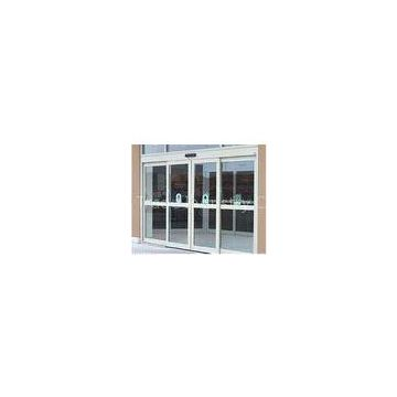 Anti-collision Residential Automatic Sliding Doors , Digital controller auto slide door