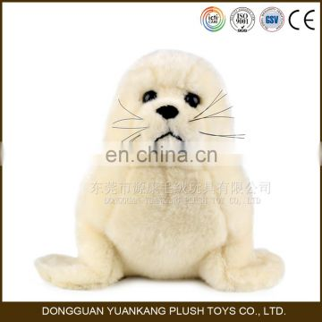 best made Ocean animal toys baby stuffed seal plush toy