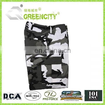 city camo BDU shorts