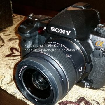 60% OFF Sony DSLR Alpha a900 Full-Frame Camera with lens 18-55 F3.5-5.6