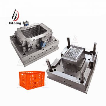 plastic crate mould manufacturing zhejiang factory