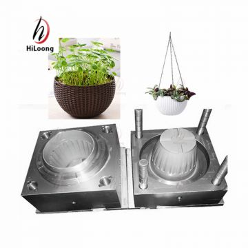 plastic injection mold cheap mold flower pot mold