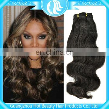 Box Packaging 100% Unprocessed Bohemian Wave Weave