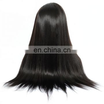 Peruvian hair full lace wig silk base full lace wig