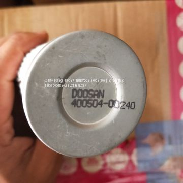 400504-00240 , Element,Filter,Brake. doosan DX150-9 hydraulic filter